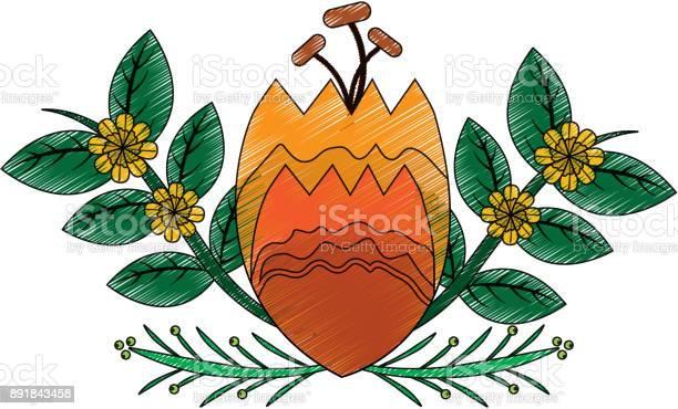 Flower nature bud petal leaves decoration vector id891843458?b=1&k=6&m=891843458&s=612x612&h=8s2v8sxwvr4lcda7swek7dad6z2guhnovltw44rpihg=