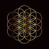 A sacred geometry symbol. File is built in CMYK for best printing results and can easily be converted to RGB.