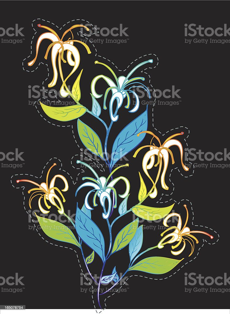 Flower rainbow royalty-free flower rainbow stock vector art & more images of abstract