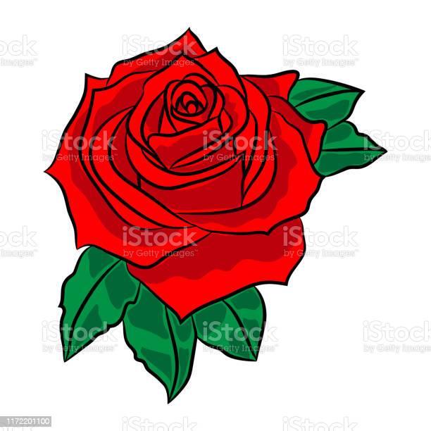 Flower rose isolated on white background rose icon tshirt and textile vector id1172201100?b=1&k=6&m=1172201100&s=612x612&h=liu5heoktrafkmpzbywze3 gfkd2adcz6e4v6nnweja=
