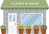 istock Flower Shop 164550767