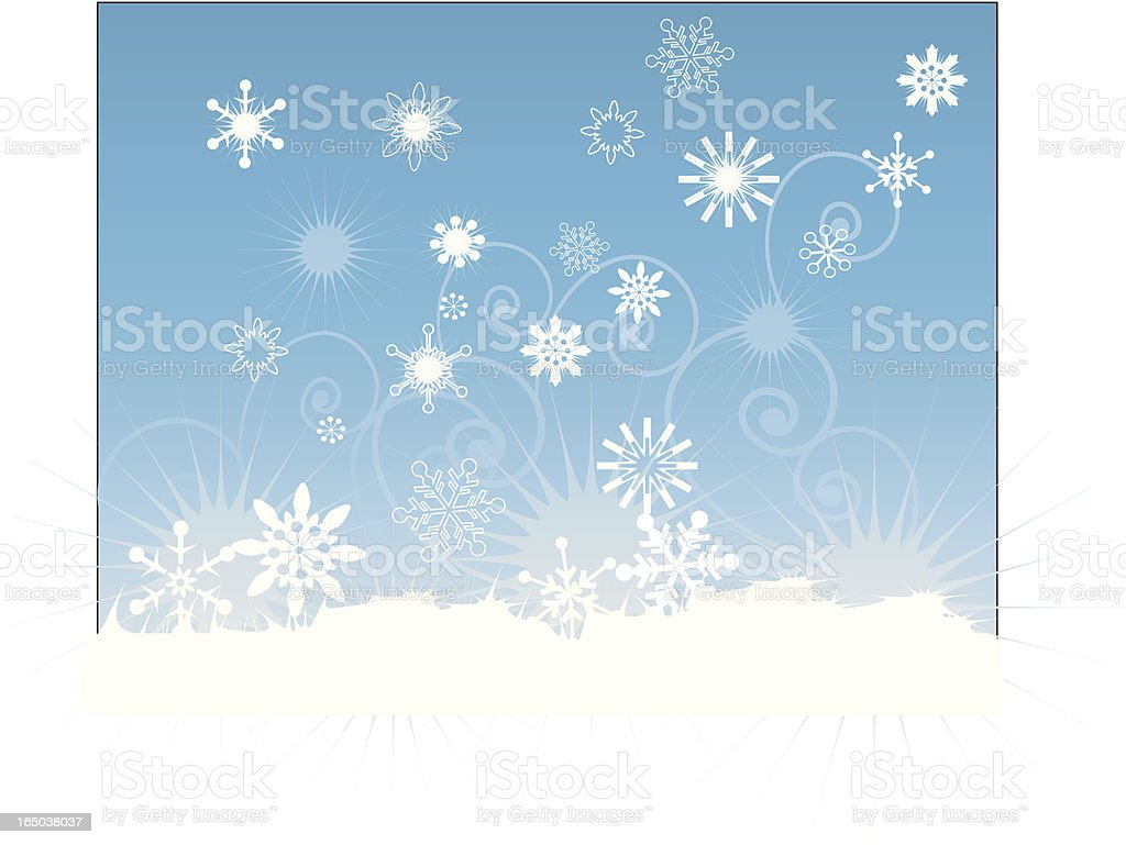 flower snowflake royalty-free flower snowflake stock vector art & more images of abstract