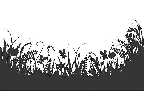 ilustrações, clipart, desenhos animados e ícones de história de flor - horta