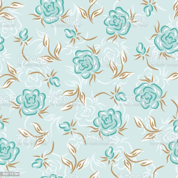 Flowers roses vector floral seamless pattern vintage background with vector id898715194?b=1&k=6&m=898715194&s=612x612&h= xf 4qe4yoweet3dcpzpvwhmcg2xavpbfgfmle6jdam=