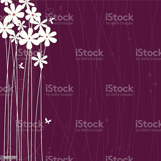 Flowers Stock Illustration - Download Image Now