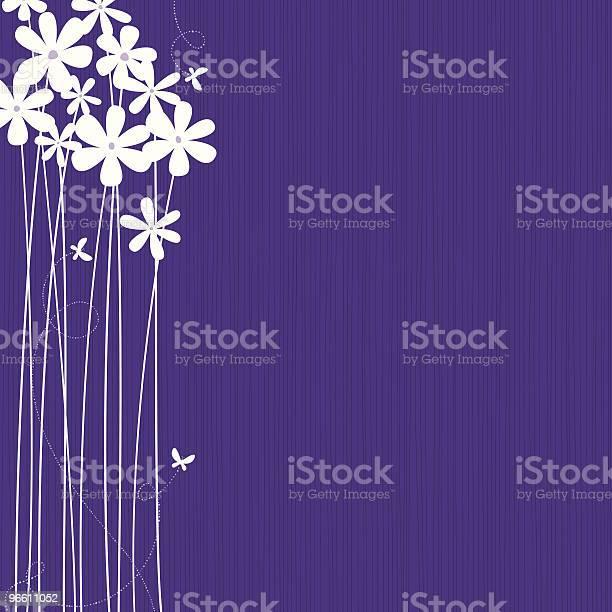 Flowers-vektorgrafik och fler bilder på Blomma