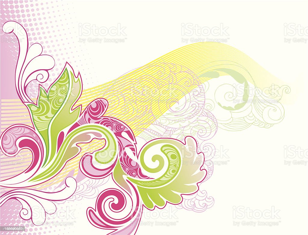Flowing composition royalty-free flowing composition stock vector art & more images of abstract