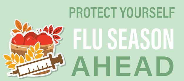 Flu Shot Banner