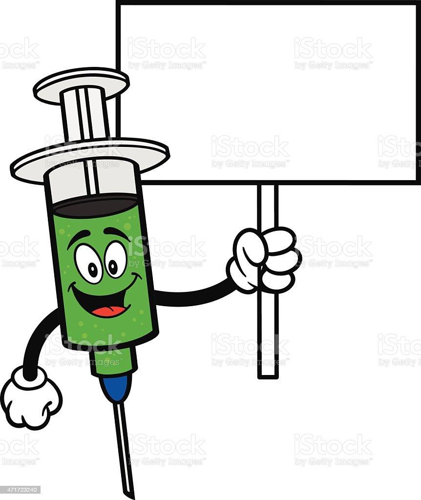 royalty free flu vaccine clip art vector images illustrations rh istockphoto com flu shot clipart flu vaccine clipart
