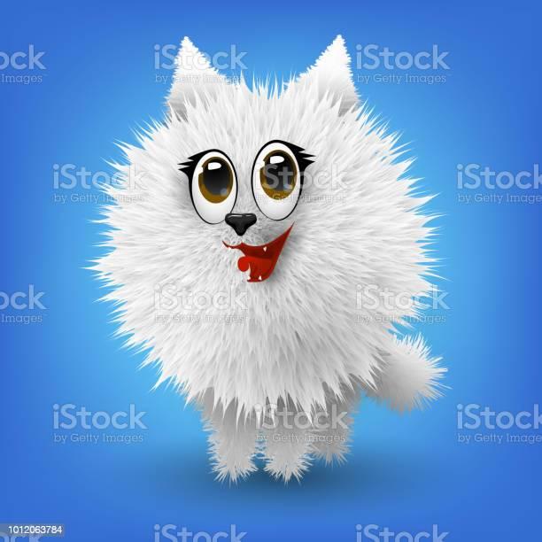 Fluffy white dog vector id1012063784?b=1&k=6&m=1012063784&s=612x612&h=jmvr6u didobjqftwjvl40bl0p8hqkjnrl43tovubec=