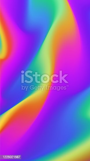 istock Fluid Colors Abstract Background 1225021567