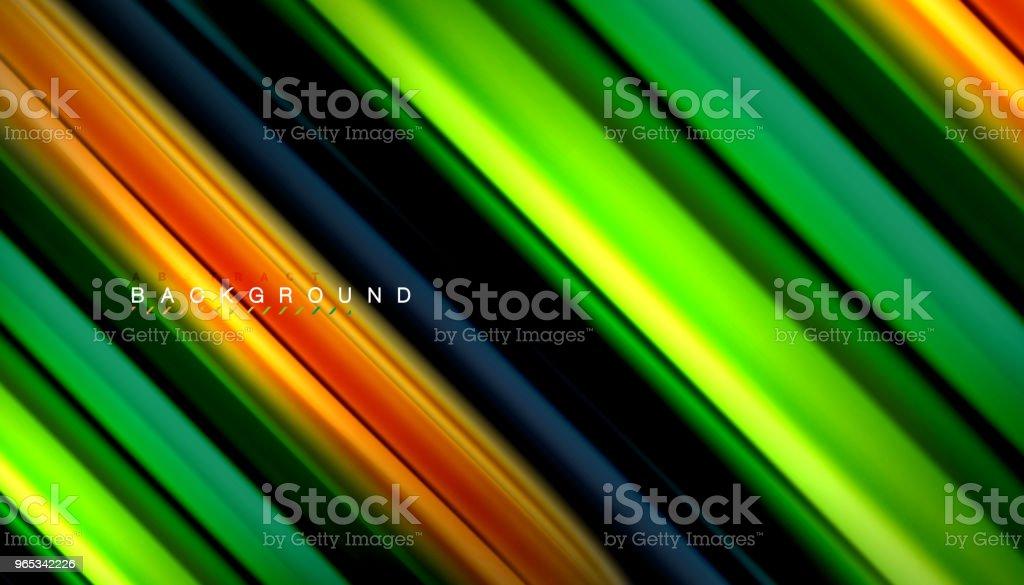 Fluid mixing colors, vector wave abstract background fluid mixing colors vector wave abstract background - stockowe grafiki wektorowe i więcej obrazów abstrakcja royalty-free