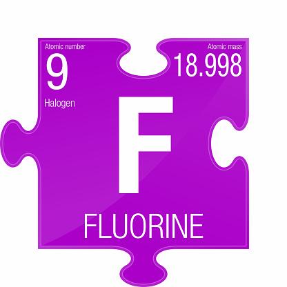 fluorine-symbol-element-number-9-of-the-