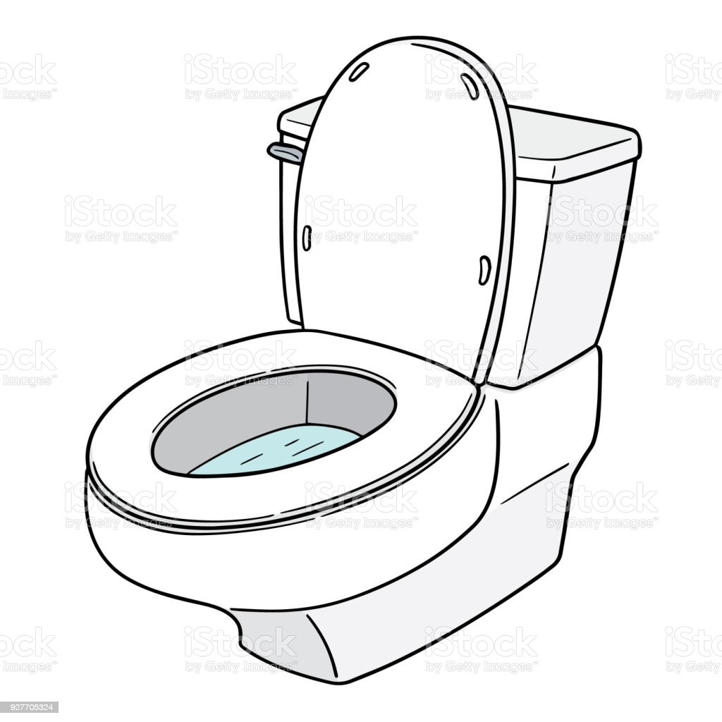 cool toilet drawing pictures plan 3d house. Black Bedroom Furniture Sets. Home Design Ideas