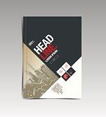 flyer brochure design template