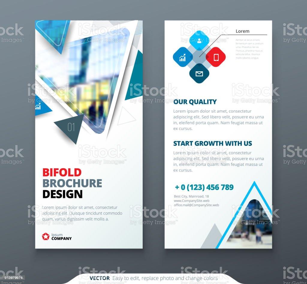 dl flyer design blue template dl flyer banner layout with modern