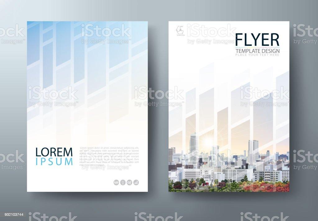 flyer design leaflet cover presentation book cover