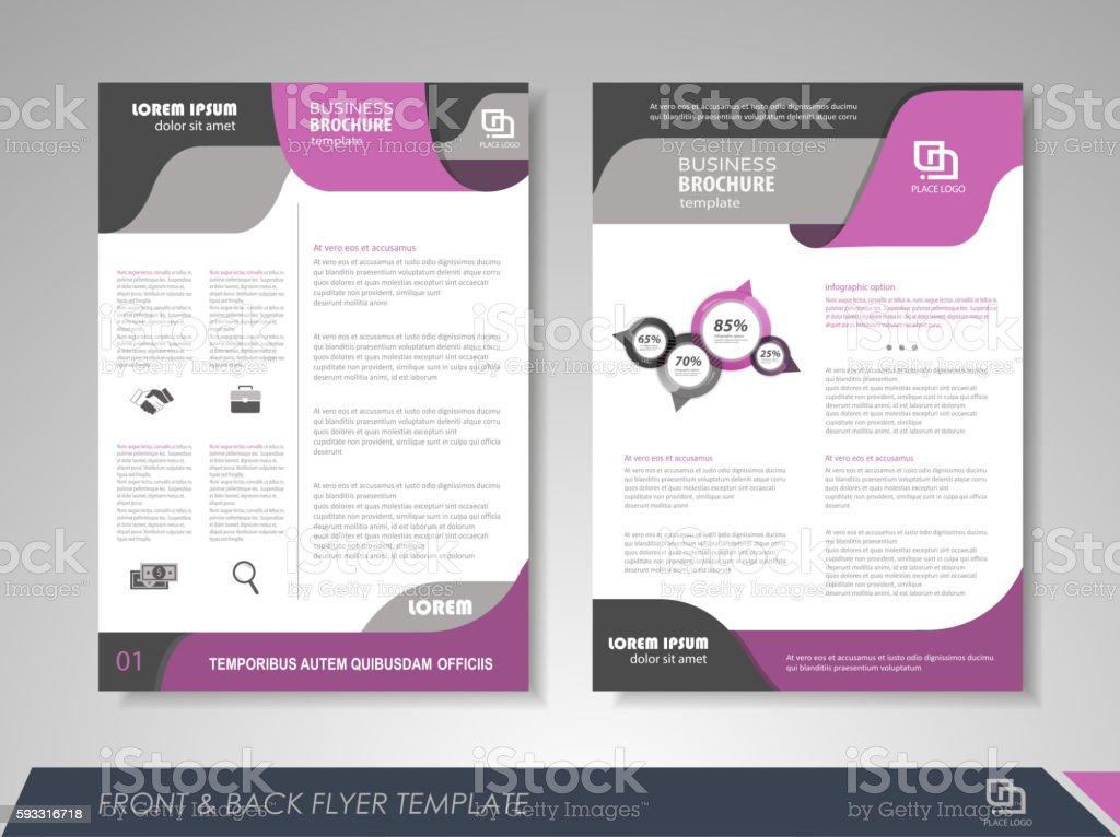 flyer layout download vetor e ilustração 593316718 istock