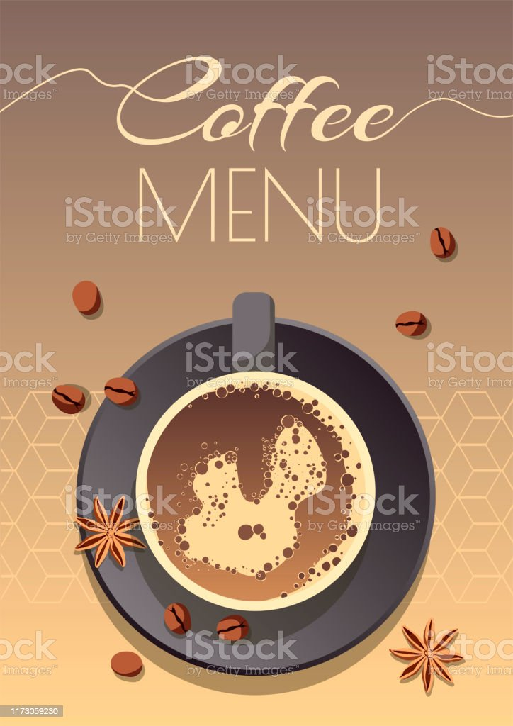 Flyer Poster Brochure Design For Coffee Cafe Bar Restaurant Menu Coffee Shop Stock Illustration Download Image Now Istock