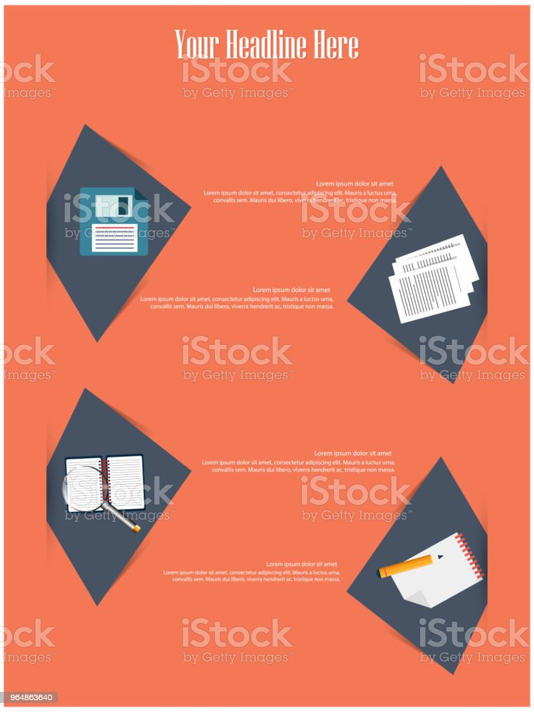 Flyers or Leaflets royalty-free flyers or leaflets stock vector art & more images of abstract