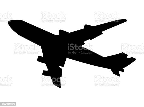 Airplane Vector Art Graphics Freevector Com