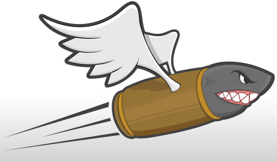 flying-bullet-mascot-vector-id119184875?