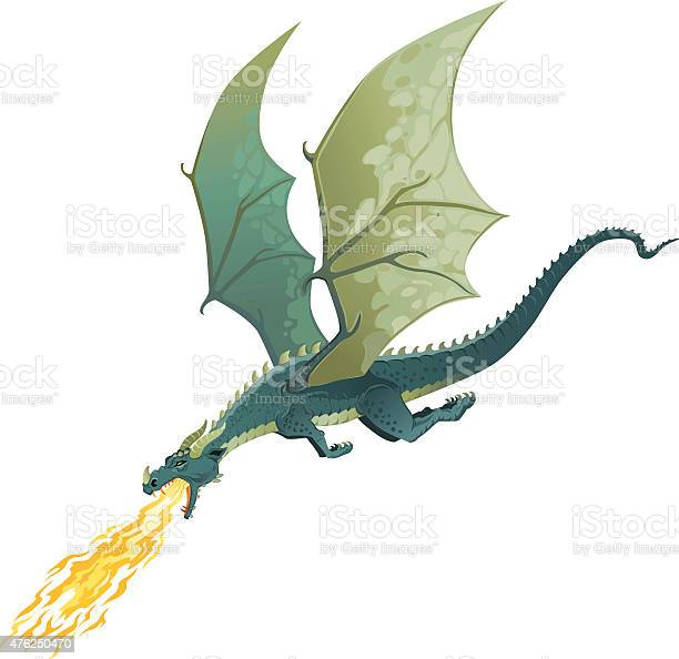 Flying dragon breathing fire isolated vector id476250470?b=1&k=6&m=476250470&s=612x612&h=wyc44y0uznxyqrp253wlltzuh59o3s8l4u4vmdphkd4=