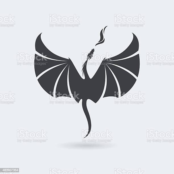 Flying dragon icon vector id483907354?b=1&k=6&m=483907354&s=612x612&h=gbvlzohfhvdmmq5uyqsx  mwjexvvzr6kvcqzy 9loe=