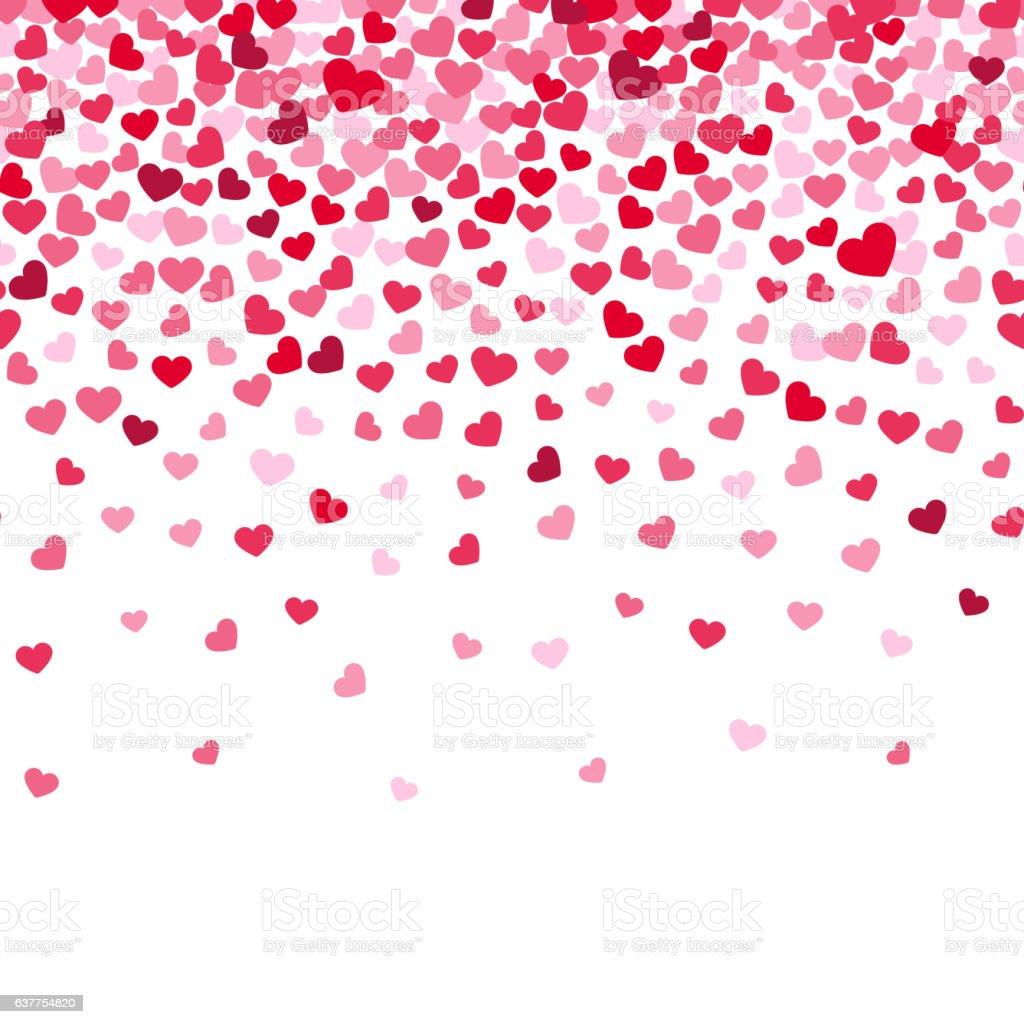 Heart Polka Dot Craft Card