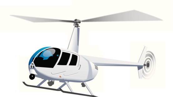 flying helicopter, chopper