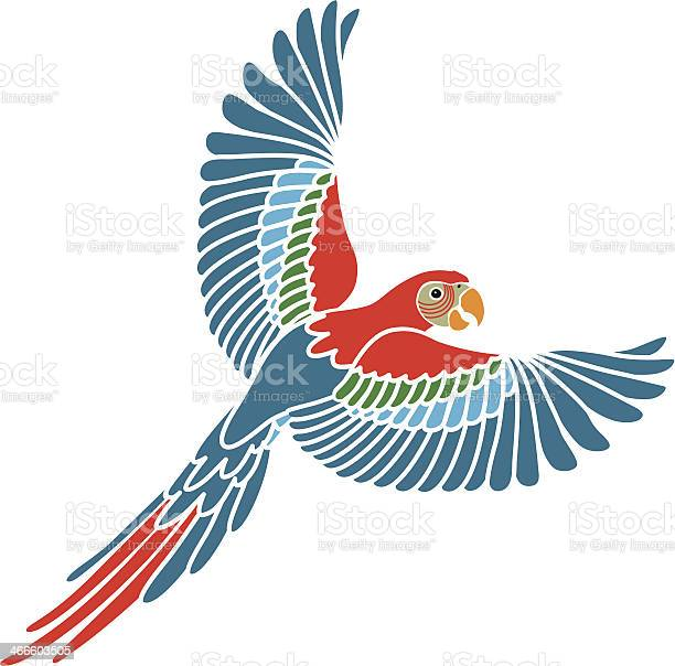 Flying parrot color vector id466603505?b=1&k=6&m=466603505&s=612x612&h=gowih5ugih46fcv86ssefxca9soa40tceuhjpsgzuo0=