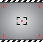 focus camera symbol