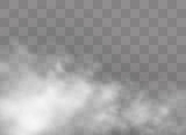 fog or smoke - туман stock illustrations