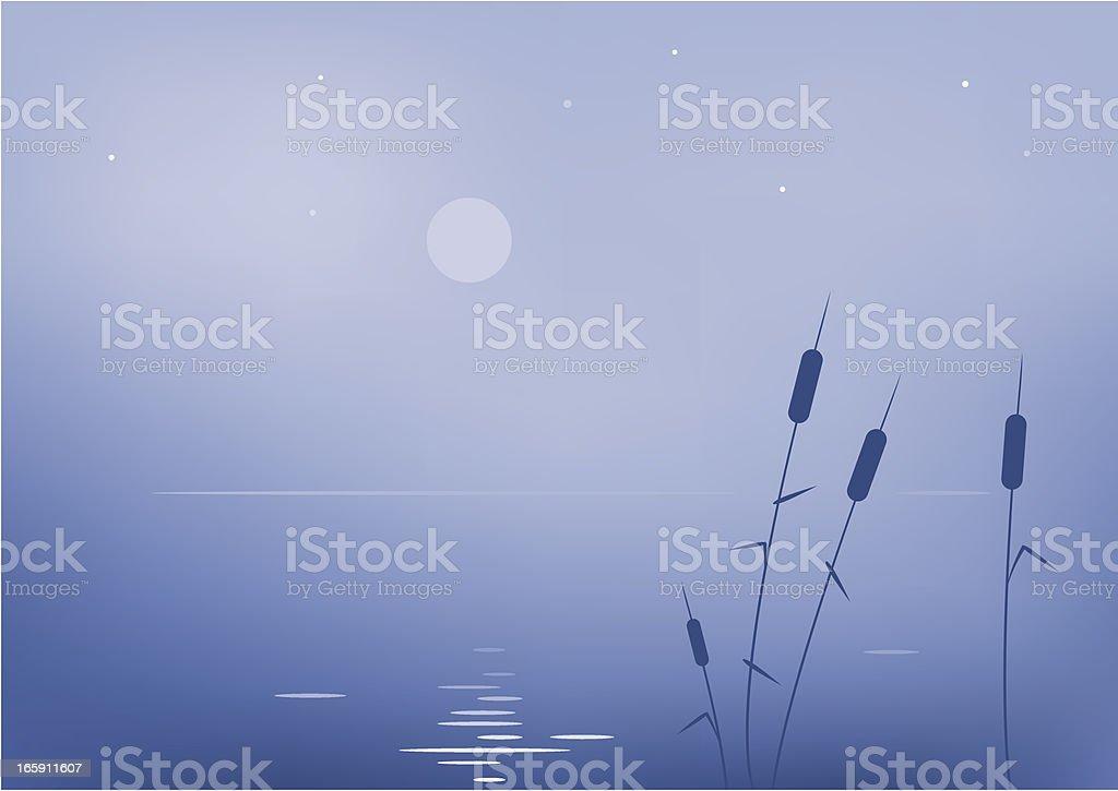 Fog royalty-free stock vector art