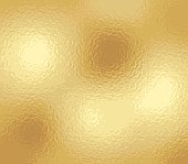 Vector illustration of a beautiful and shiny Foil of Gold Texture Background