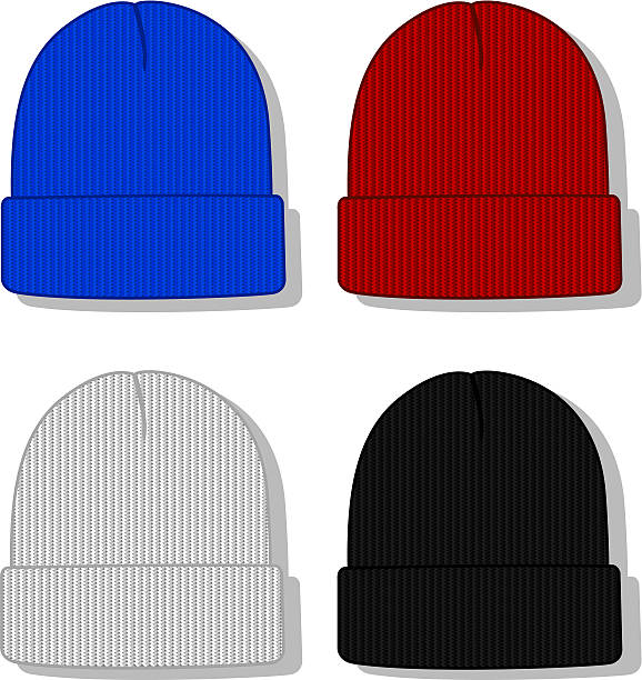 Fold Up Beanie http://www.istockphoto.com/file_thumbview_approve.php?size=1&id=6245752 knit hat stock illustrations