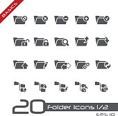 Folder Icons Set 1 of 2 - Basics