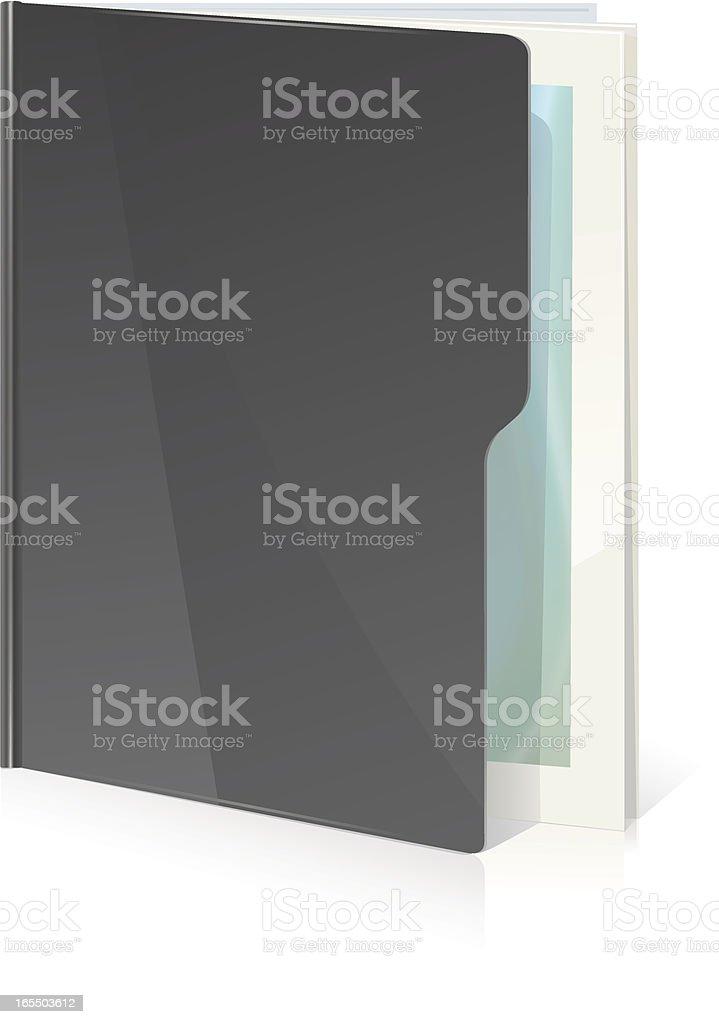 Folder royalty-free folder stock vector art & more images of black color