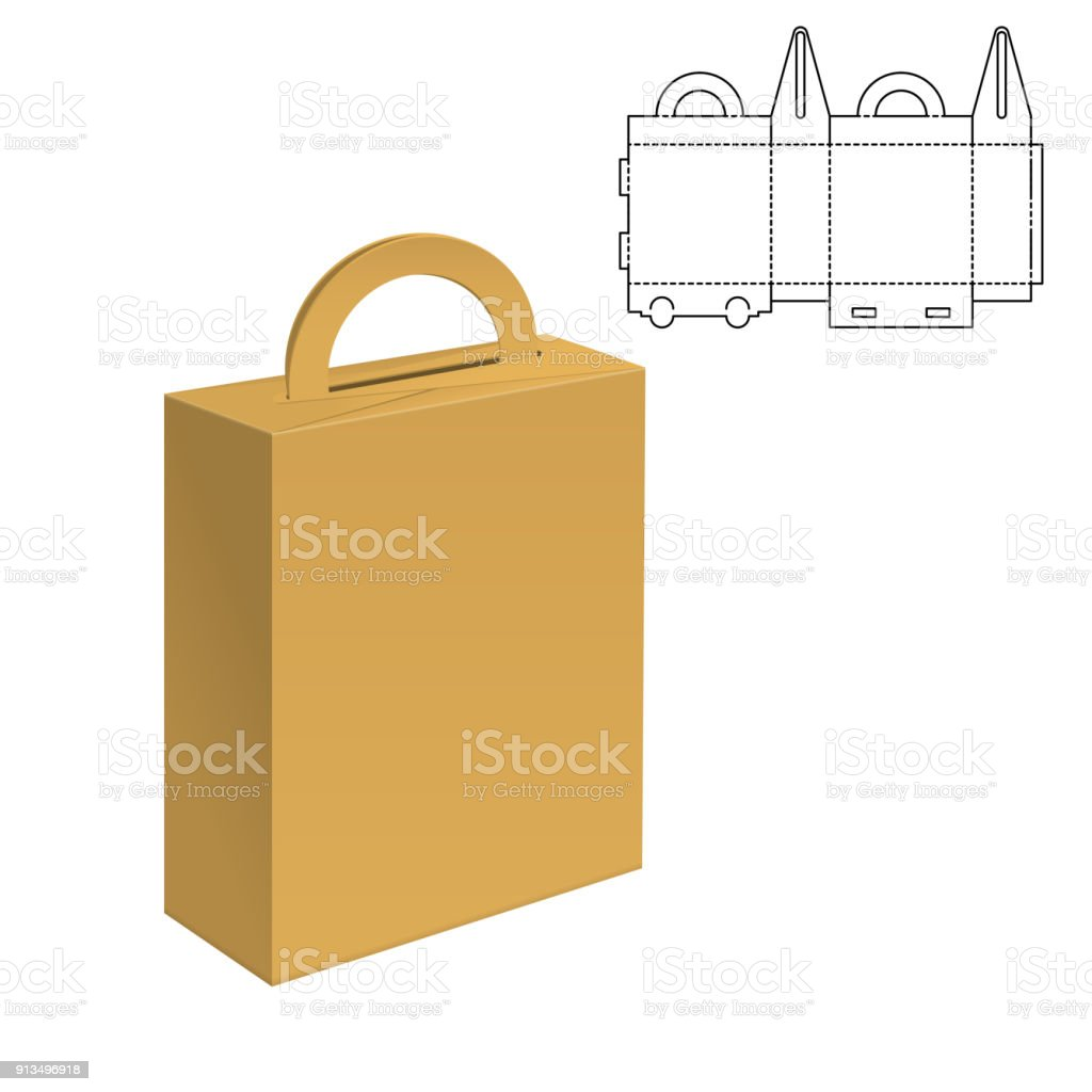 Practical Origami: Instant Handles for Paper Bags : 3 Steps (with ...   1024x1024