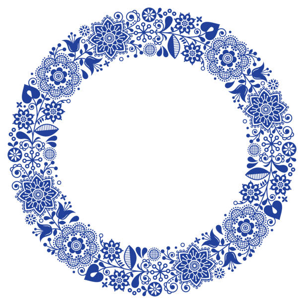 Best Blue Plate Special Illustrations, Royalty-Free Vector