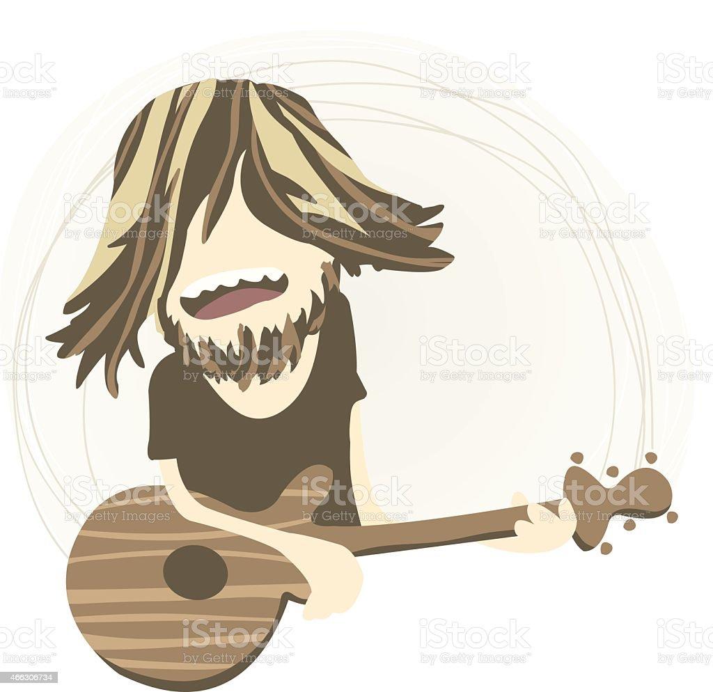 Image result for images folk singer cartoon