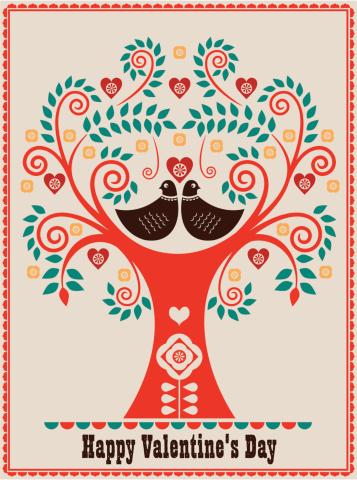 Folklore Love Tree