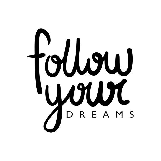 Follow Your Dreams Clipart Royalty Free Ok...
