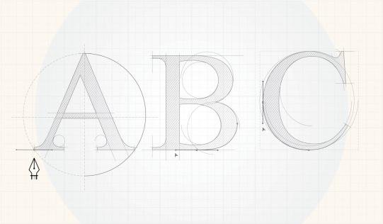 Font designing