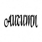 Font - handwriting brush. It can be used to create