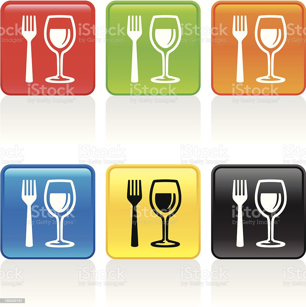 Food and Drink Icon royalty-free food and drink icon stock vector art & more images of alcohol