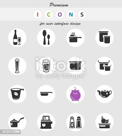 Cooking Frame Clipart
