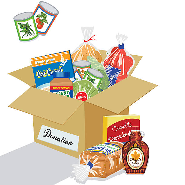 Best Food Pantry Illustrations Royalty Free Vector
