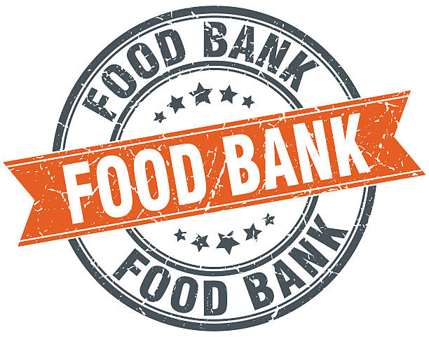 Best Food Bank Illustrations, Royalty-Free Vector Graphics ...