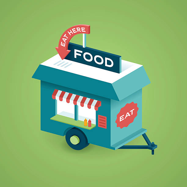 Best Concession Stand Illustrations, Royalty-Free Vector ...